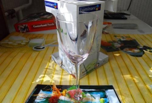 Рюмки, стопки, бокалы, фужеры и стаканы