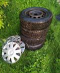 Колеса зимние 4 шт, колеса на ваз 2107 цена