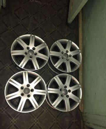 Диски Audi оригинал, диски реплика bmw e39