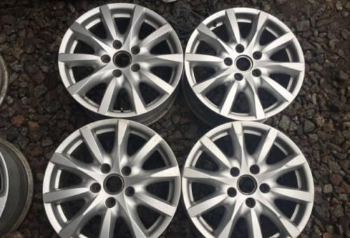 Комплект дисков BBS R18 5x130 для VW Tuareg, купить легкосплавные диски на форд транзит
