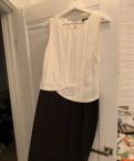 Короткие вечерние шифоновые платья, платье