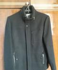 Мужское полупальто (весна, осень) Размер М. 48, немецкие бренды горнолыжной одежды