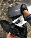 Купить зимнюю обувь распродажа, туфли chanel