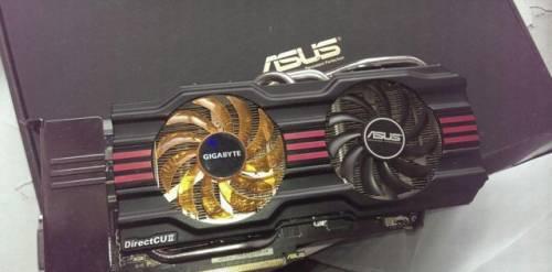 Geforce GTX670 2gb
