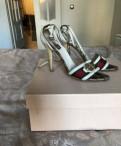 Недорогая женская обувь розница, босоножки Gucci
