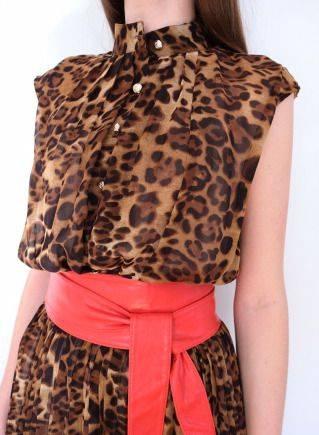 Маленькое черное платье герлен купить, платье леопардовое