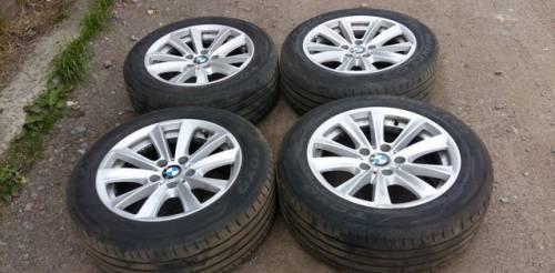 Колеса R17 BMW 5 F10 комплект, колеса тойота королла 2000 года
