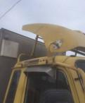 Спойлер на кабину, датчик спидометра камаз