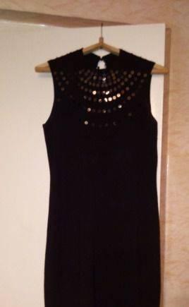 Новое трикотажное платье sella, платья для латины юниоры купить