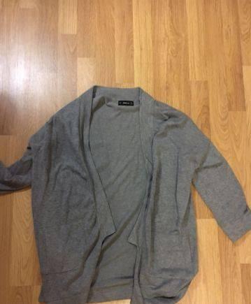 Шикарные платья на выпускной вечер, кардиган серый Zara knit