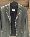 Купить платье из флиса, пиджак Moschino, оригинал