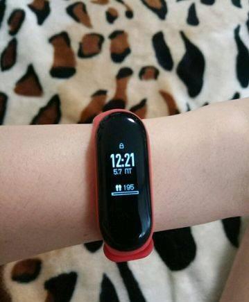 Фитнес браслет Xiaomi mi band 3 оригинал