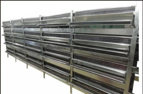 Клетка для перепелов от 400 до 1000 голов