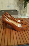 Купить обувь экко в интертопе, туфли Tunisi Cuero новые из Испании