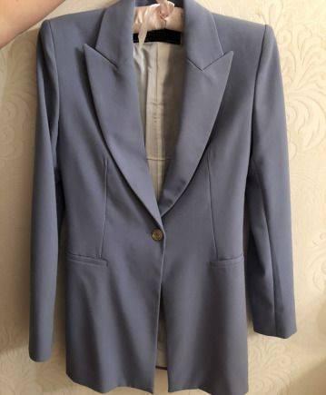 Пиджак Zara новый, купить пальто женское весна большого размера