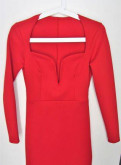 Шубы мутон за 5000 рублей, красное платье размер S, Гарболово