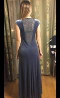 Фасоны платьев в пол с рукавом на каждый день, платье вечернее