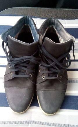 Интернет магазин зимней мужской обуви, ботинки. Б.у
