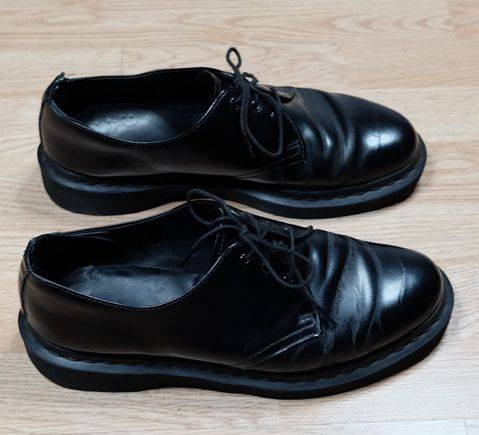 Ботинки Dr. Martens, зимняя обувь купить в акции и скидки