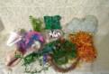 Искусственные растения и ракушки. Обмен