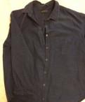 Платье lost ink черное длинное, рубашка zara
