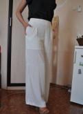 Платья серого цвета длинные, новые летние брюки Befree