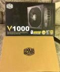 Блок питания Cooler master v1000