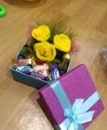 Подарочная коробочка, Песочный