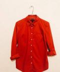 Рубашка tommy helfiger xs, деловая одежда teorema