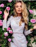 Вечернее кружевное платье, шубы из норки алеф каталог цены