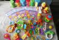 Развивающие игрушки (tiny love, hb, мякиши)