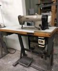 Pfaff 463 плоская швейная машина с роликом