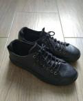 Кеды кожанные, мужские ботинки томас мюнц купить