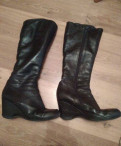 Сапоги зима rabotin, женская обувь fornarina