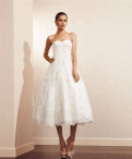 Платье свадебное новое, модели вечерних платьев из трикотажа