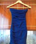 Платье zolla зеленое, платье без бретелек. размер 38-42