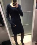 Платье с пиджаком и балетки, новое платье Calvin Klein