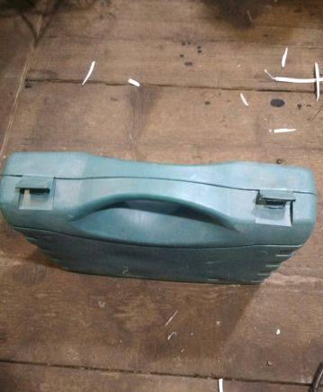 Кейс, чемодан от шуруповерта