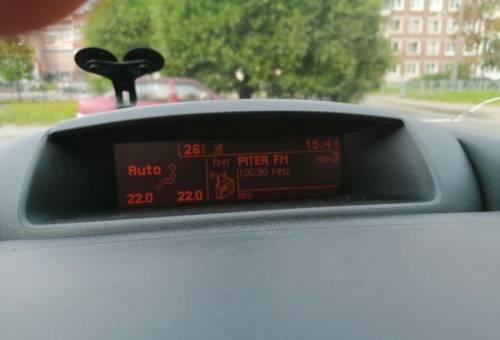 Авто из японии целиком, дисплей компьютера Peugeot 307, 407, 408