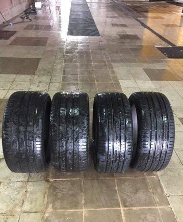 Форд фокус 3 шины 205\/60\/16, pirelli R20 275/40 и 315/35