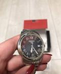 Часы мужские Tissot t046. 410. 11. 053. 01 оригинал