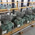 Морозильный агрегат б/у bitzer 4pc-10. 2y-40p