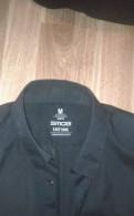 Черная рубашка, мужское нижнее белье известных брендов, Пушкин
