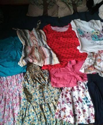Летние вещи 42-44 пакетом, купить платье в интернет леди мария