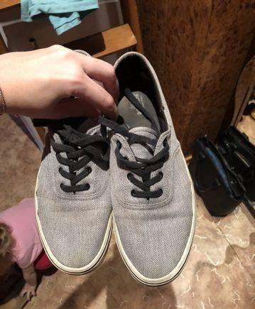 Кеды pull&bear, купить обувь оптом с документами
