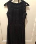 Чёрное платье Armani, платья вечерние от кутюр интернет магазин