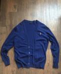 Кардиган U.S. polo assn, футболка с капюшоном мужская купить