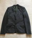 Пиджак Colin's, футболка юность lucky 13 черная