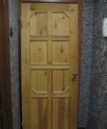 Двери межкомнатные массив б/у