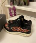 Обувь геокс респира, кожаные кроссовки ecco